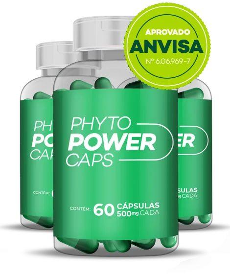 Phyto Power Caps